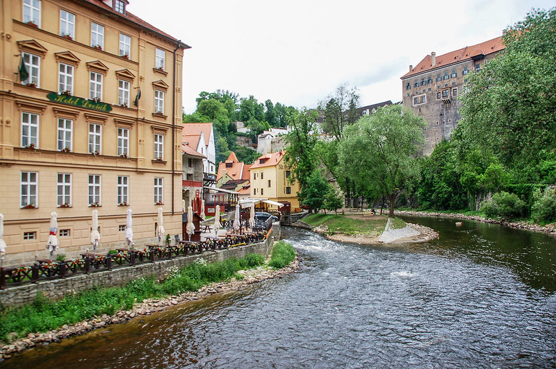 Vltava River (伏爾他瓦河) 1