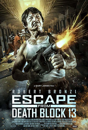 EscapeFromDeathBlock13Poster | by BMovieBryan1140