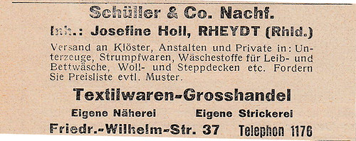 Schüller & Co. Nachf | by quinet