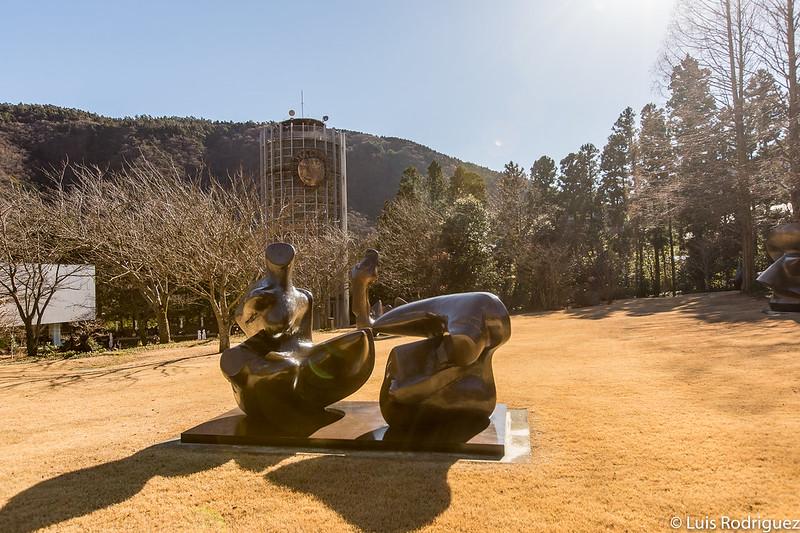 """Reclining Figure"" de Henry Moore"