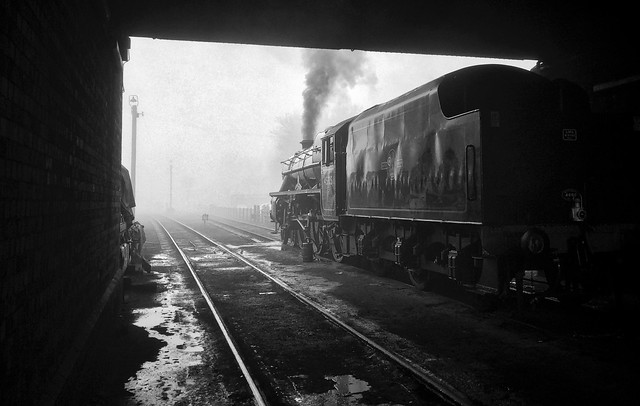 Great Central Railway Loughborough Leicestershire 24th February 2019