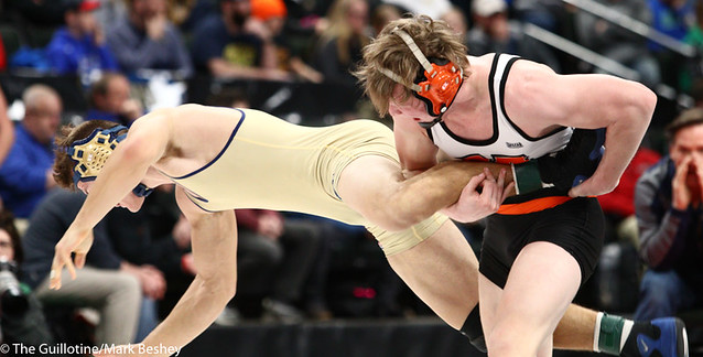 170AAA 5th Place Match - Matt Boyum (Chaska) 27-6 won by decision over Riley Schock (Moorhead) 46-8 (Dec 4-3) - 190302cmk0168