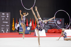 Campeonato de España de Conjuntos de Gimnasia Rítmica Divina Pastora Seguros