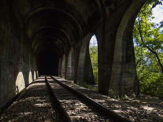 Túnel Ferroviário | by J. Adilson