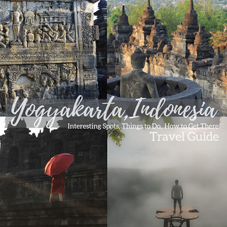 Header Things to do In Jogja | by Traveling Morion
