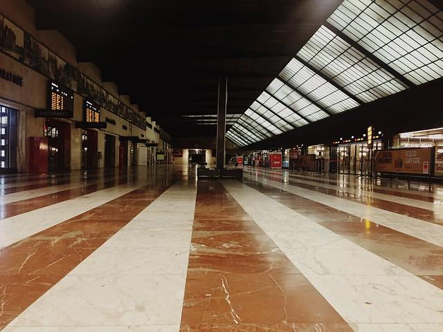 2019-03 Firenze, Stazione di Santa Maria Novella. #Muchelucci #razionalismo #italia #Razionalismoitaliano #Firenze