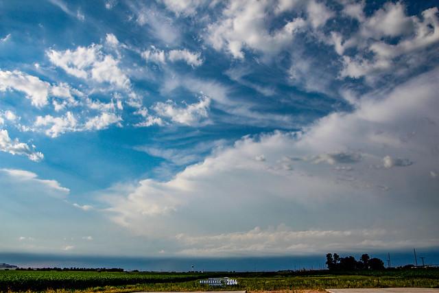 070714 - Late Afternoon Nebraska Thunderstorms 001 (Remastered)