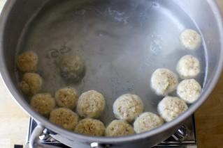 petite matzo balls
