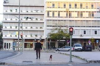 Always look left  #lisbon #portugal #street #t3mujinpack | by t3mujin