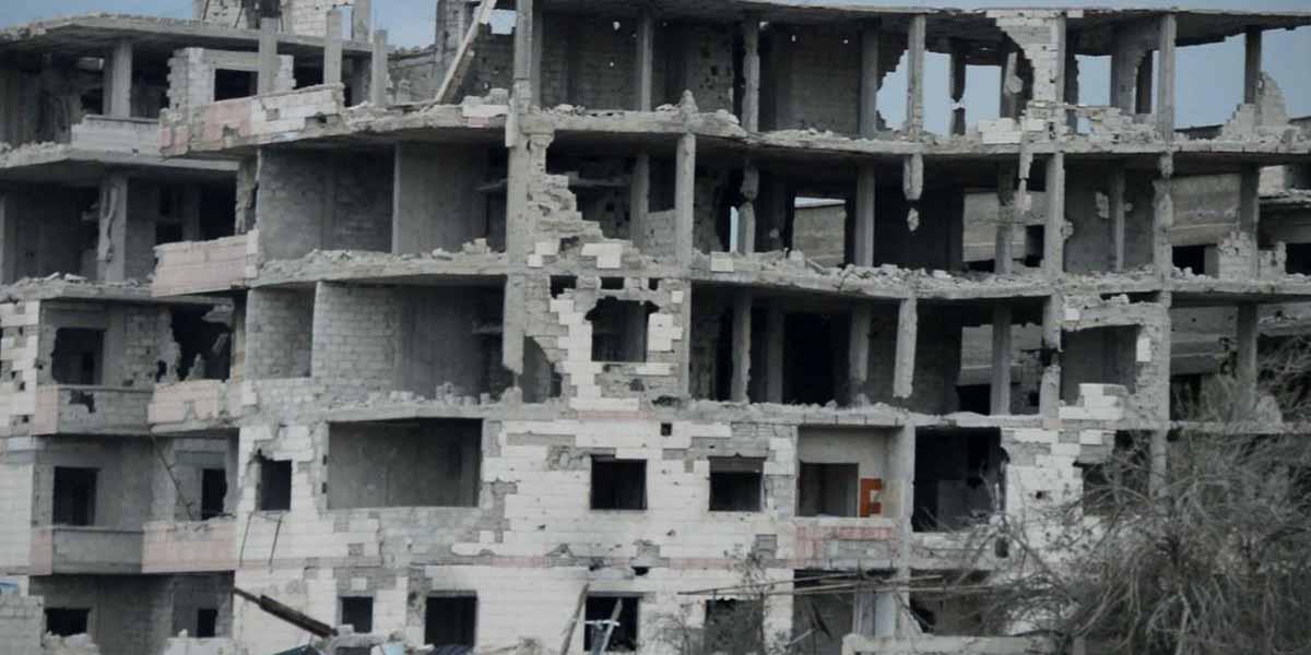 Siria: las consecuencias de las guerras del imperialismo.