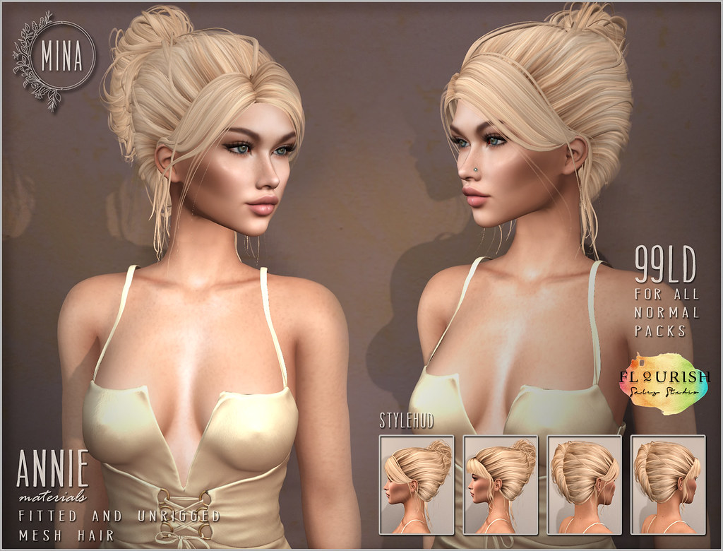 MINA Hair – Annie for Flourish