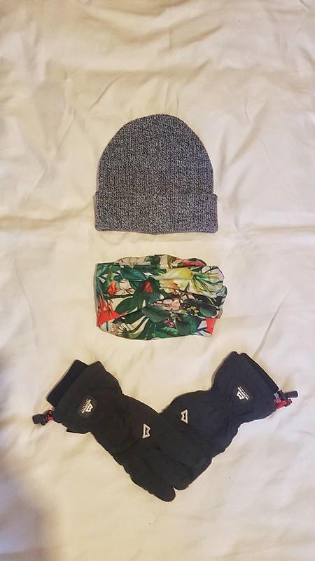 Winter Layering Accessories