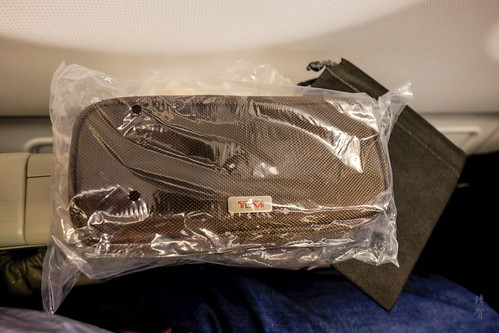 Tumi amenity kit   by A. Wee
