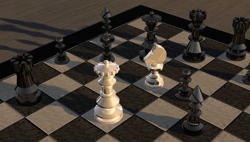 Обои шахматы, шахматная доска, фигурки, 3d картинки на рабочий стол, фото скачать бесплатно