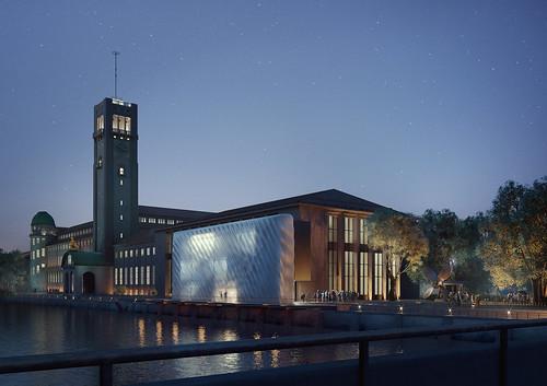 3F Studio - 慕尼黑德意志博物館3D列印立面 01 | by 準建築人手札網站 Forgemind ArchiMedia