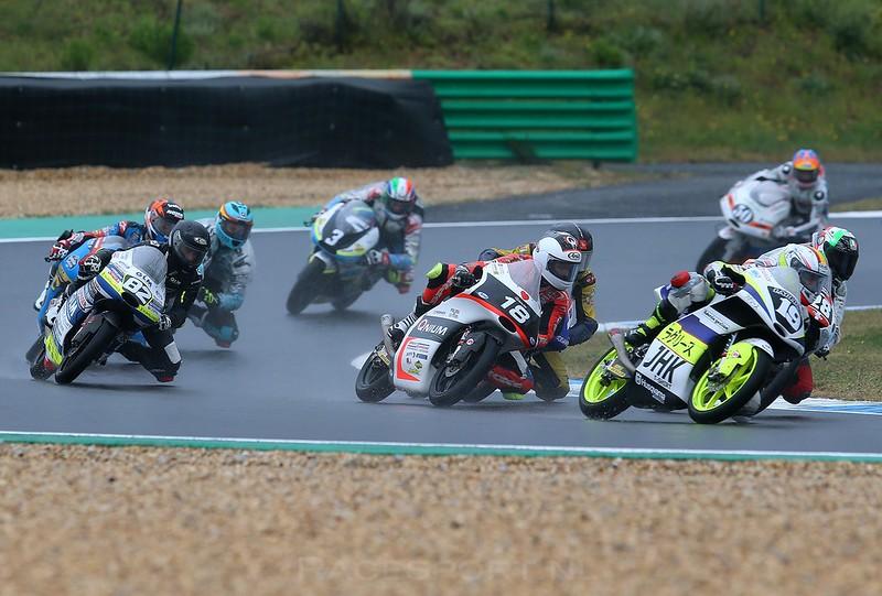 Moto3 race
