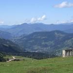 View from Goderdzi Pass, 07.09.2013.