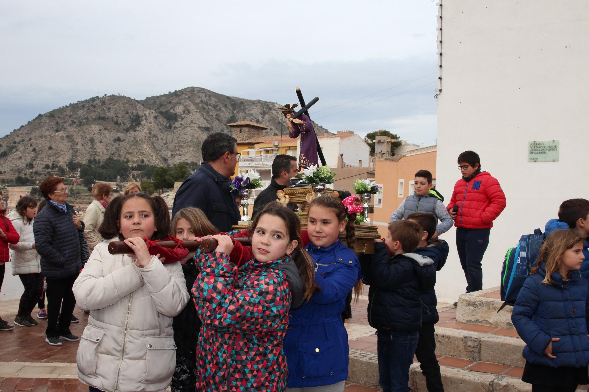 (2018-03-23) II Vía Crucis Infantil (Antonio José Verdú Navarro) (09)