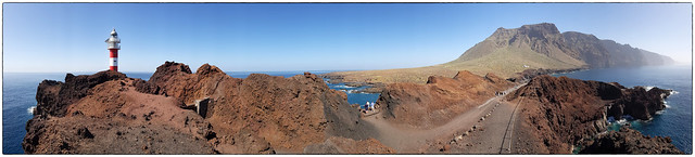 Punta Teno Lighthouse - Tenerife