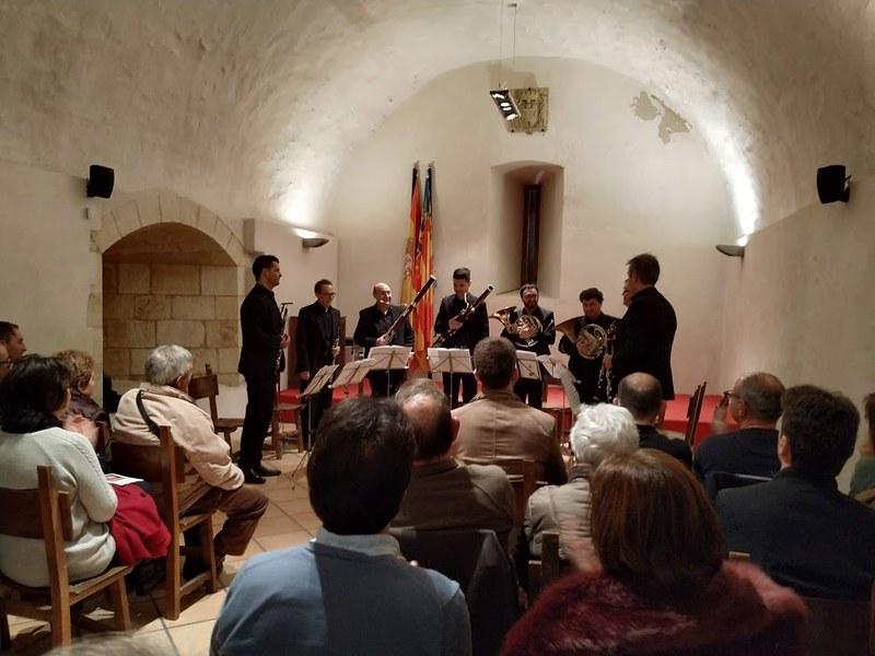 (2019-02-10) Concierto de cámara en el Castillo - José Vicente Romero Ripoll (3)