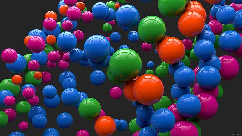 Обои шары, разноцветный, яркий картинки на рабочий стол, фото скачать бесплатно