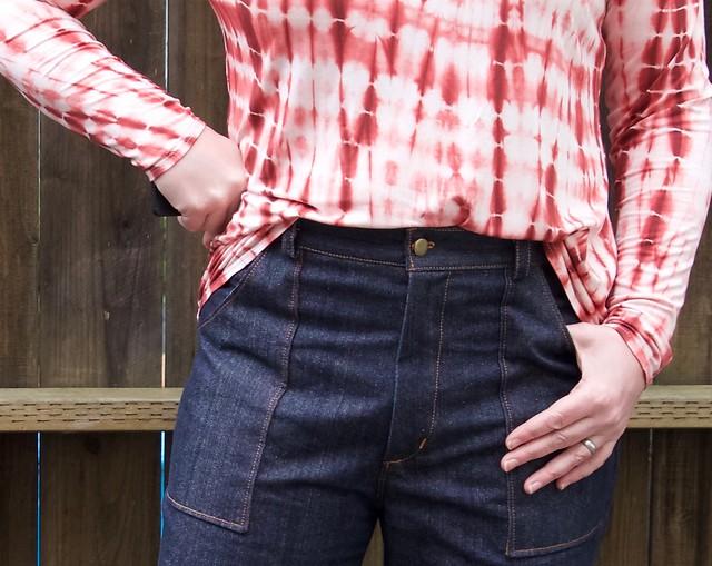 Lander jeans_close