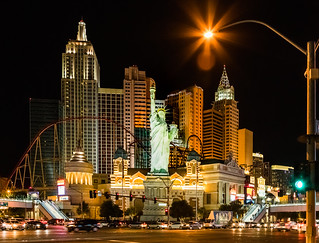 Statue of Liberty, New York, New York Casino, Las Vegas, Nevada | by A. R. Bell