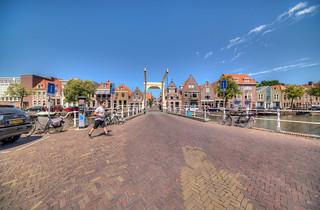 Hofstraatbrug, Alkmaar. | by Alex-de-Haas