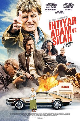 İhtiyar Adam ve Silah - The Old Man & the Gun (2019)
