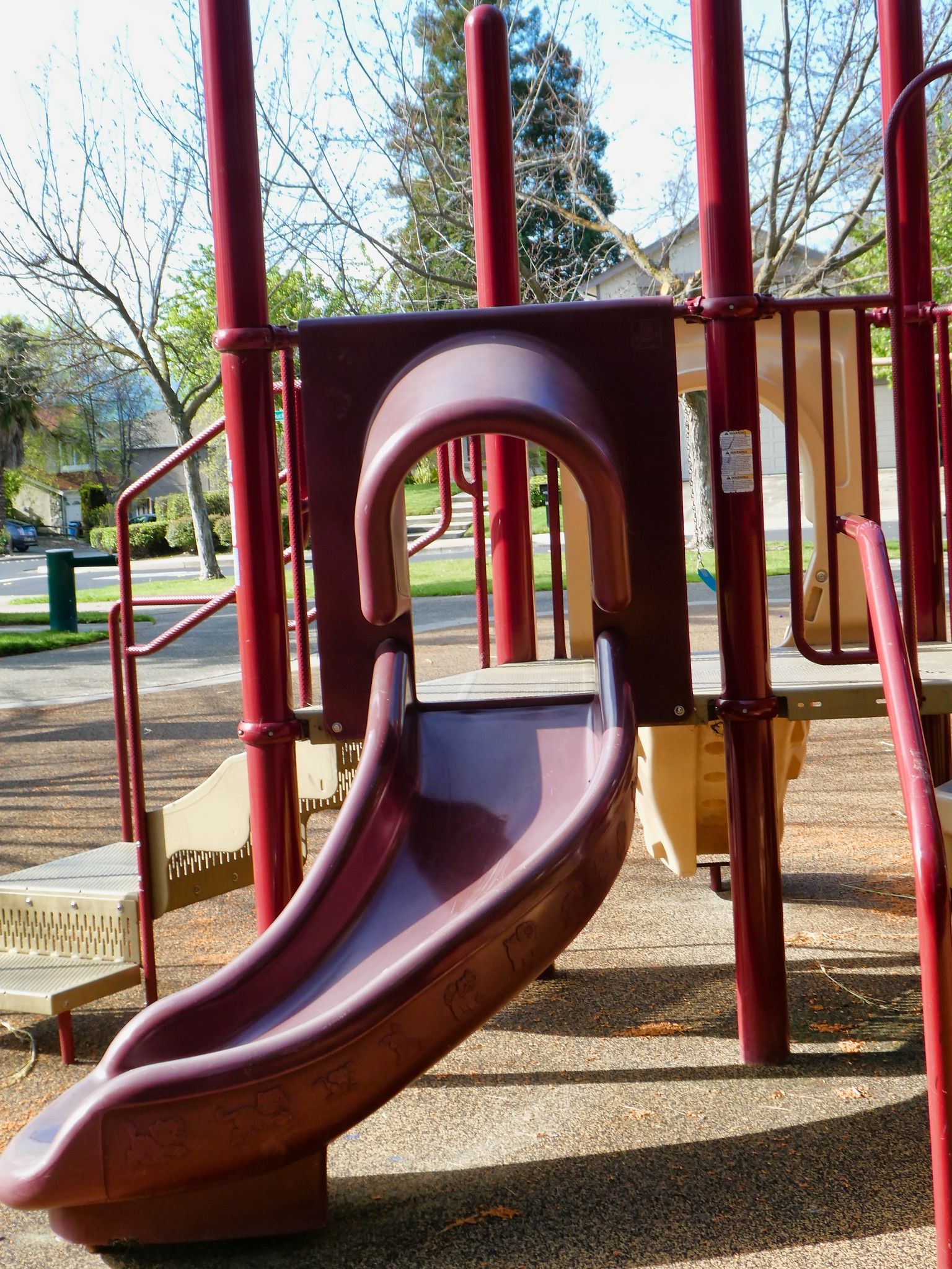 2019-03-28 - Street Photography - Structures - Playground Equipment, Set 2