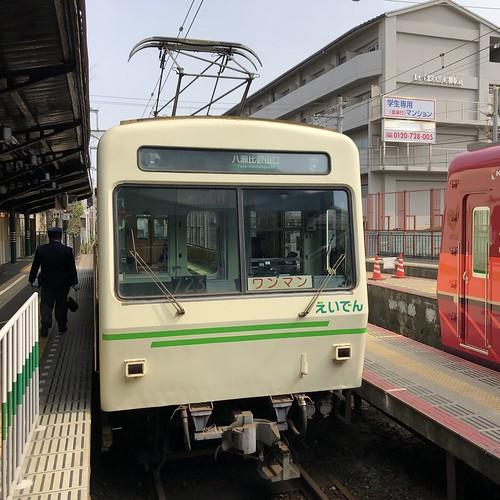 叡電の1両電車 | by Hiroaki Taguchi