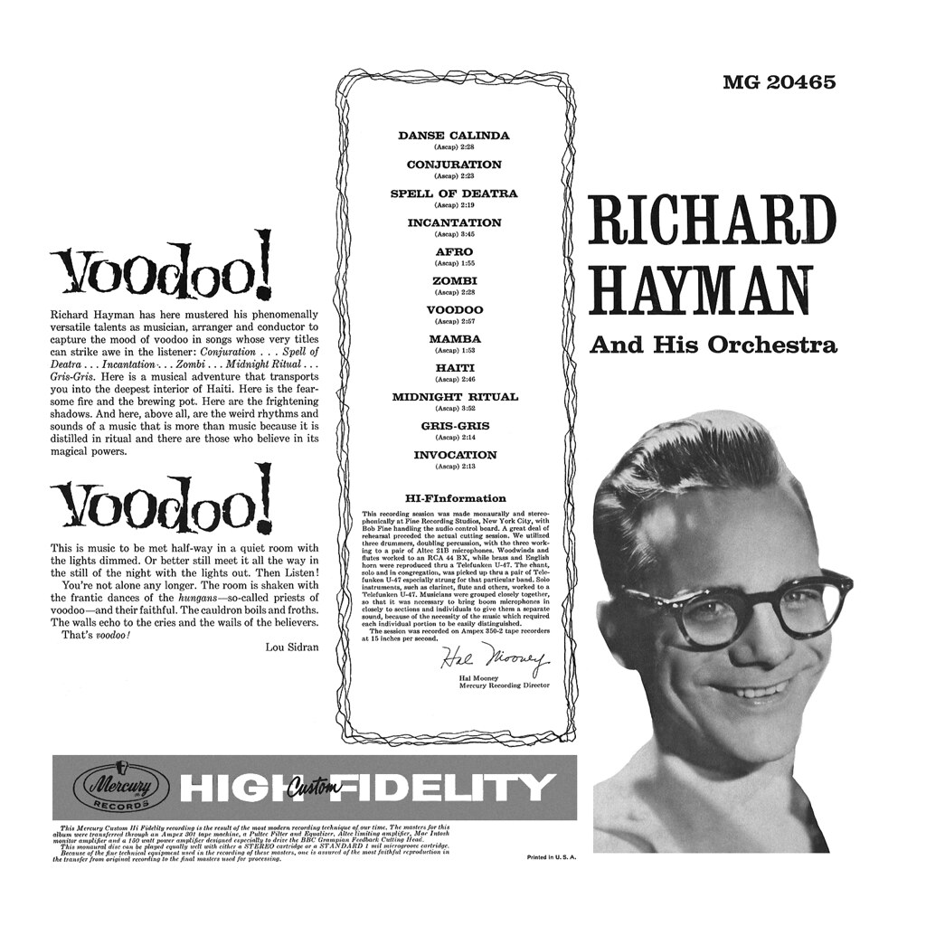 Richard Hayman - Voodoo
