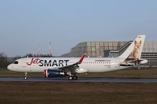 A320 JetSMART CC-AWI | by XFW-Spotter