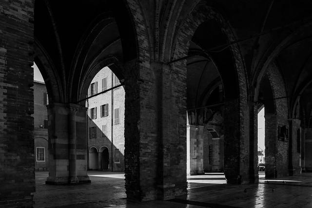 Portici del Palazzo Gotico