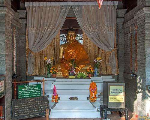 Wat Chet Lin Buddha Image Shrine (DTHCM2748)