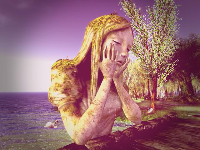 The Soul's Spring Dream - Tears Fall Like Rain
