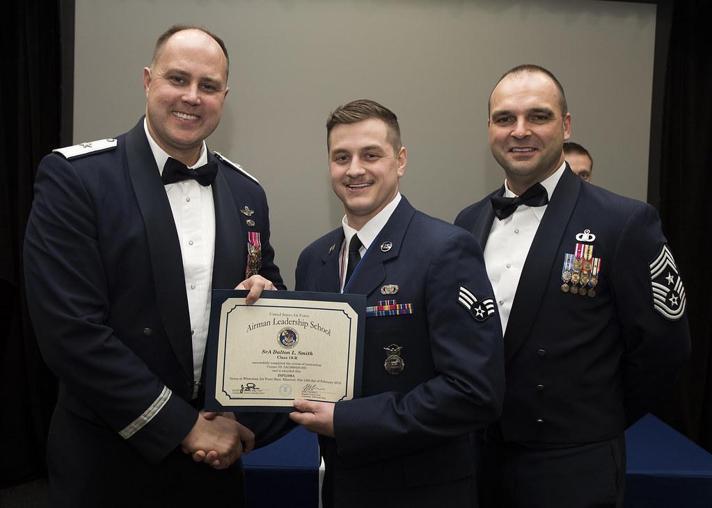 ALS Class 19-B Graduation   February 14, 2019   Whiteman Air Force