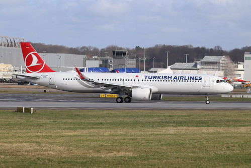 A321neo Turkish Airlines TC-LSE   by XFW-Spotter
