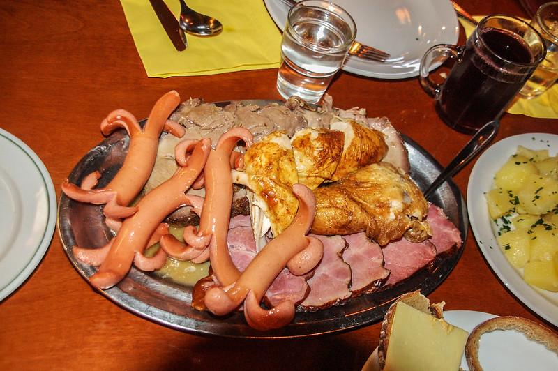 格林琴晚餐 1