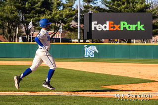 University of Memphis Baseball | by M.J. Scanlon