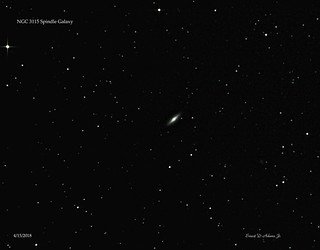 NGC 3115 SPINDLE GALAXY_4152018