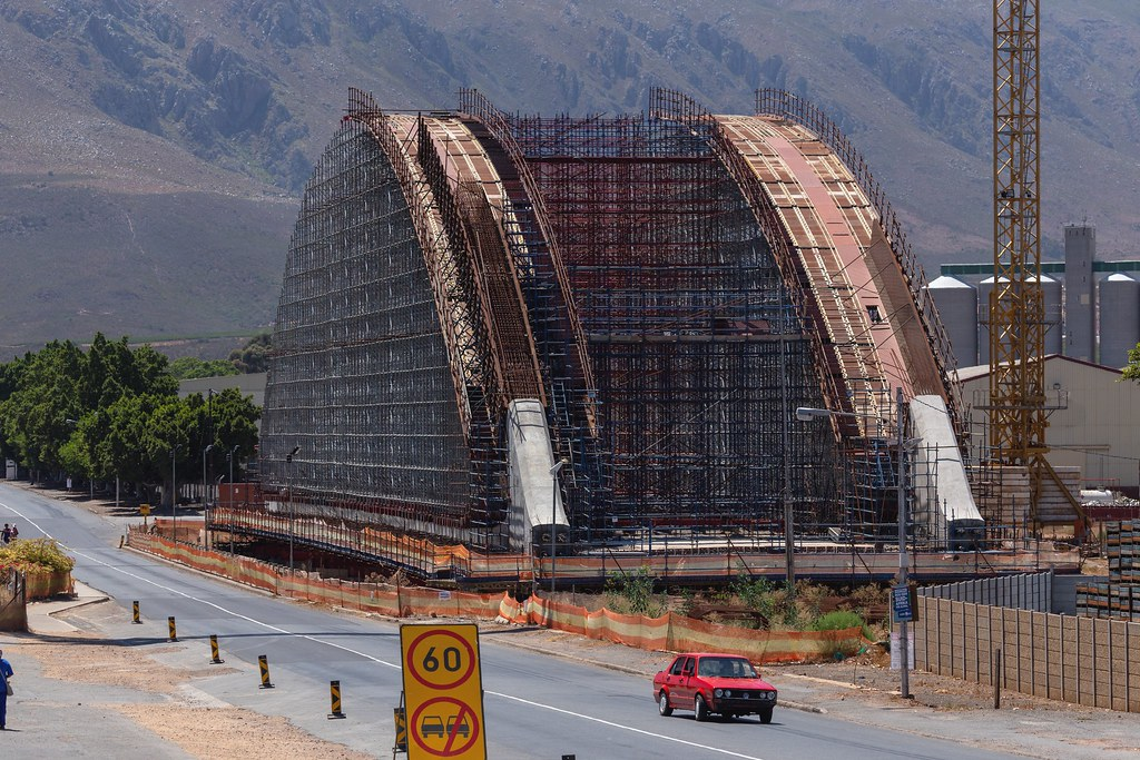 IMG_2969   new bridge, work in progress, ashton, western cap…   Flickr