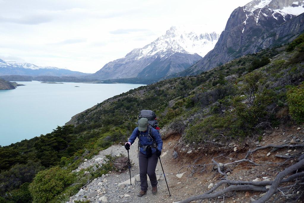 Deanna Trekking