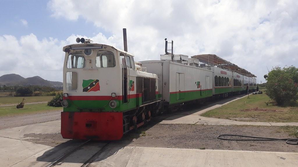 St Kitts Scenic Railway by David smith