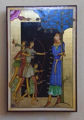 icon: St Edmund