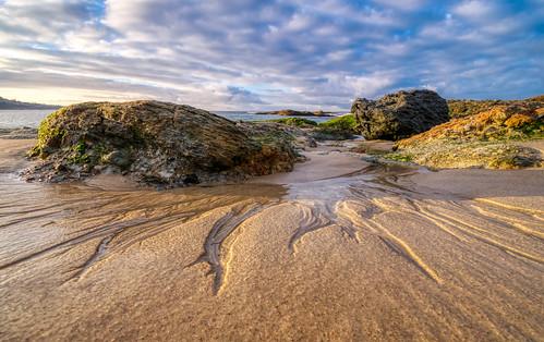 california hdr lagunabeach nikon nikond5300 outdoor pacificocean beach clouds coast geotagged morning ocean rock rocks sand seascape shadow shadows shore sky tidepools water treasureislandbeach alisocreekbeach