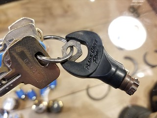 Snap-on keyholder Custom | by Rew10works
