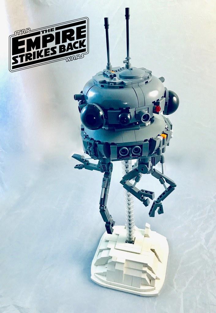 LEGO Imperial Probe Droid (Probot)