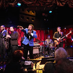 Tue, 19/02/2019 - 7:21pm - Lee Fields and The Expressions Live at Rockwood Music Hall, 2.19.19 Photographer: Gus Philippas