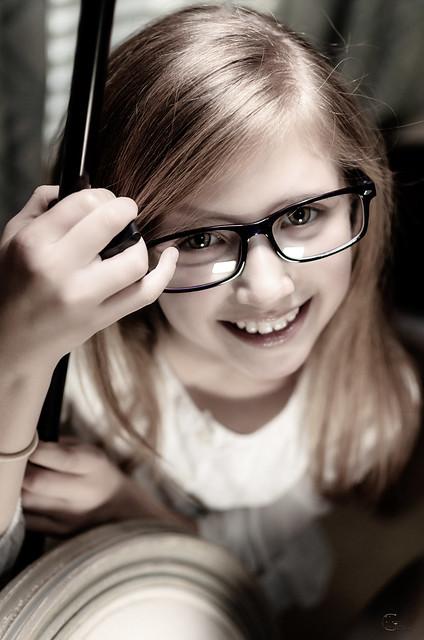 Girl in Glasses [Explored 2019-03-27 # 392]